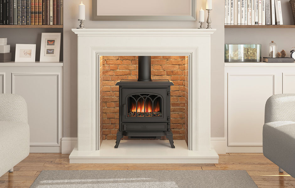Canterbury Electric Stove Choose The Cast Iron For Amazing Adaptability That Clic Look With Subtle Lines And Pattern Work Is Just Start