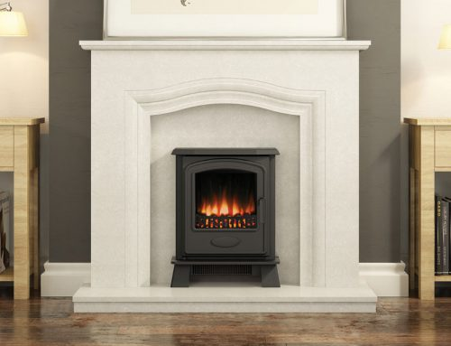 Ignite Inset Electric Stove Broseley Fires