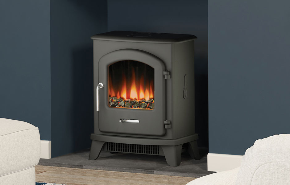 Serrano Electric Stove Broseley Fires