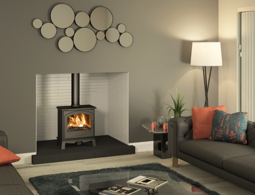 Broseley are Ecodesign ready. We're proud to announce our 3 new industry changing stoves!