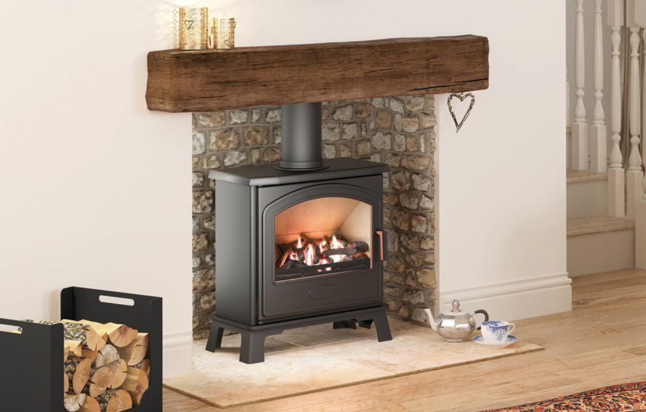 Hereford 7 Gas Stove Broseley Stoves