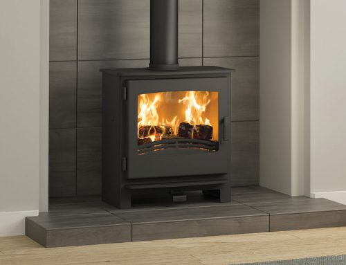 Desire 5 Widescreen Multifuel Stove