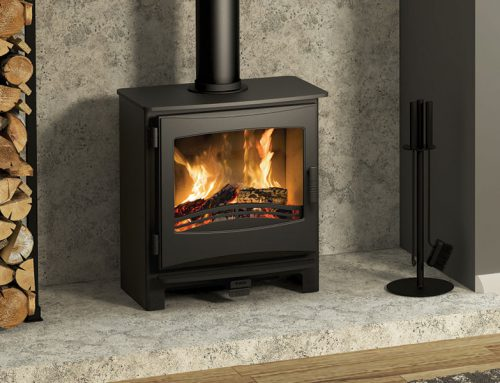 Ignite 5 Widescreen Multifuel Stove