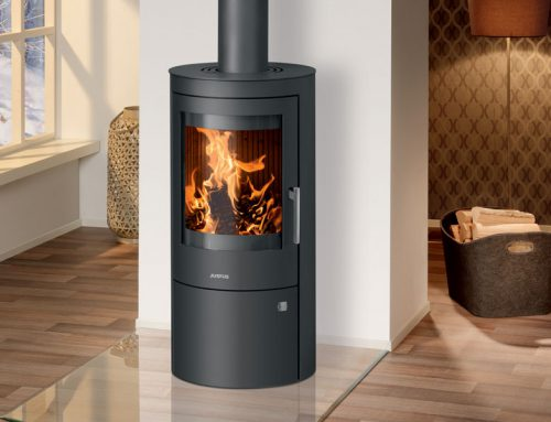 Justus Mino Top Woodburning Stove