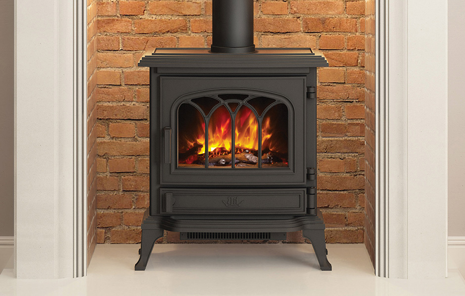 Heslington Electric Stove