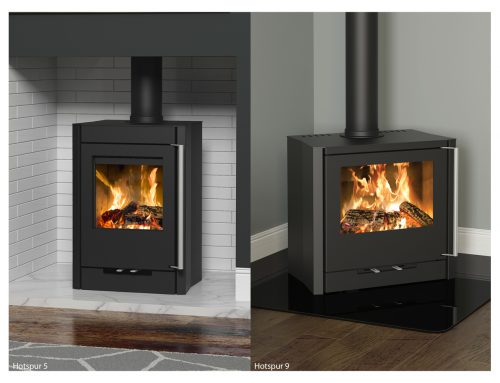 Introducing two new stoves to the Evolution by Broseley range